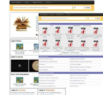 e-Library Software Developed by Say Technologies